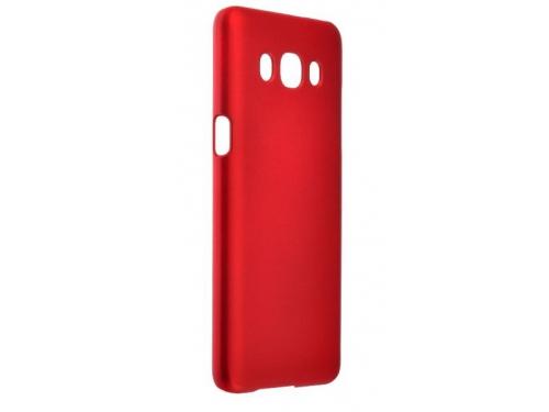 Чехол для смартфона SkinBox для Samsung Galaxy J5 (2016) Серия 4People (красный), вид 3