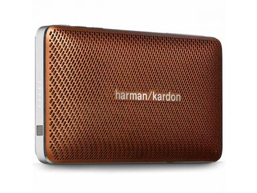 Портативная акустика Harman Kardon Esquire Mini, коричневая, вид 1