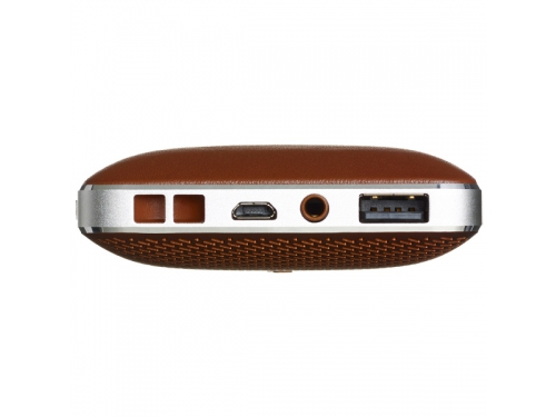 Портативная акустика Harman Kardon Esquire Mini, коричневая, вид 5