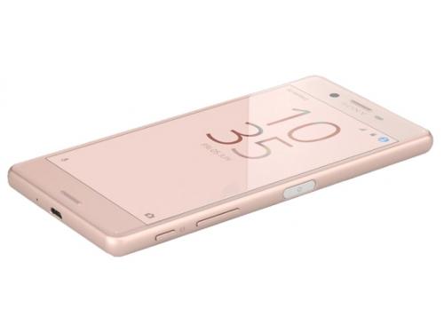 Смартфон Sony Xperia X DS F5122, розово-золотистый, вид 1