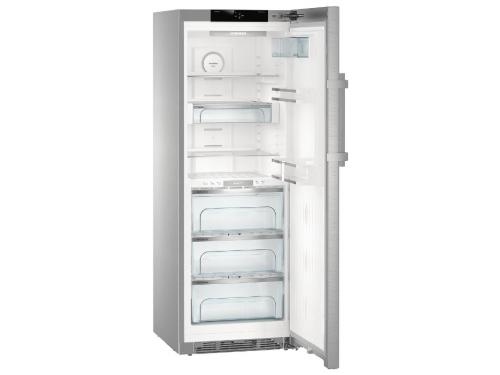 Холодильник Liebherr KBes 3750, серебристый, вид 2