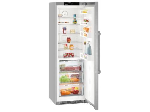 Холодильник Liebherr KBef 4310, серебристый, вид 1