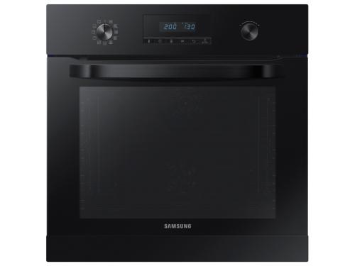 Духовой шкаф Samsung NV70K3370BB, черный, вид 1