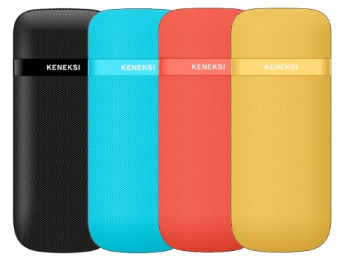 Сотовый телефон Keneksi E2, синий, вид 2