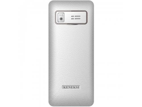 Сотовый телефон Keneksi X5, белый, вид 2