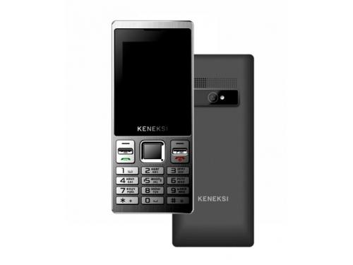 Сотовый телефон Keneksi X8, черный, вид 1