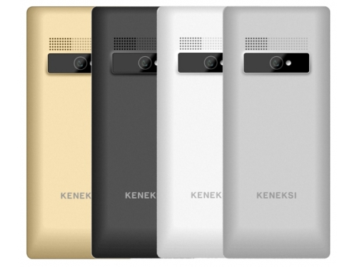 Сотовый телефон Keneksi X8, черный, вид 2