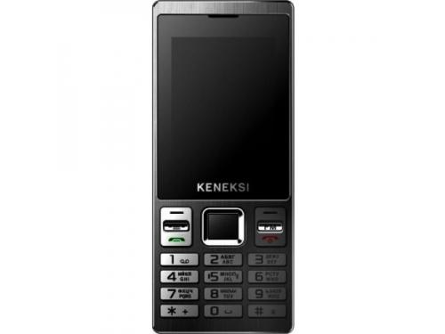 Сотовый телефон Keneksi X8, черный, вид 3