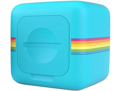 Видеокамера Polaroid Cube+, синий, вид 2