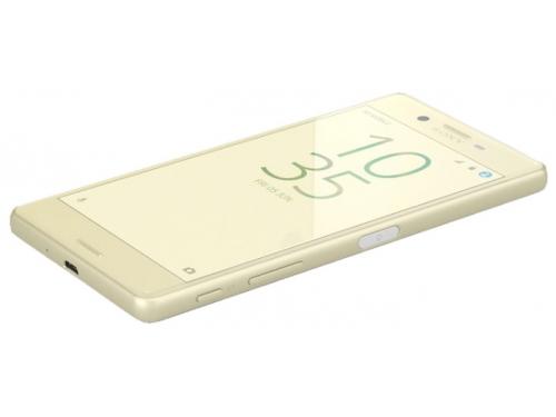 Смартфон Sony Xperia X F5121, золотистый, вид 3