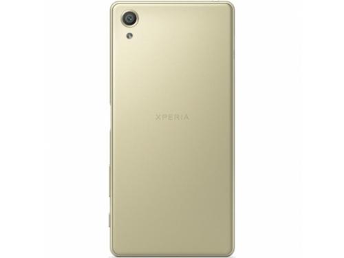 Смартфон Sony Xperia X F5121, золотистый, вид 6