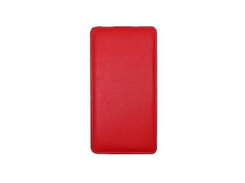 Чехол для смартфона SkinBox Lux Samsung Galaxy J7 (2016), красный, вид 1