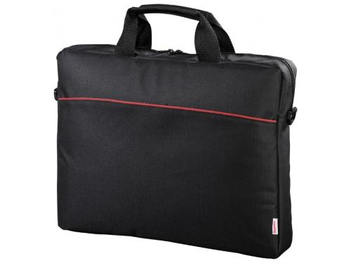 Сумка для ноутбука HAMA Tortuga Notebook Bag 17.3, чёрная, вид 1