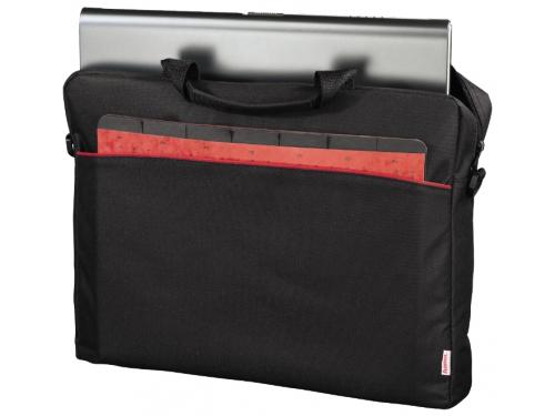 Сумка для ноутбука HAMA Tortuga Notebook Bag 17.3, чёрная, вид 2