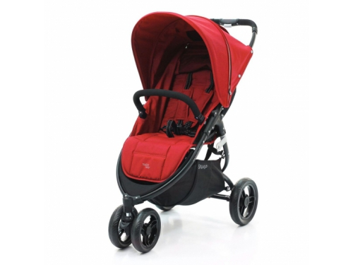 Коляска Valco Baby Snap (прогулочная), Fire red, вид 1