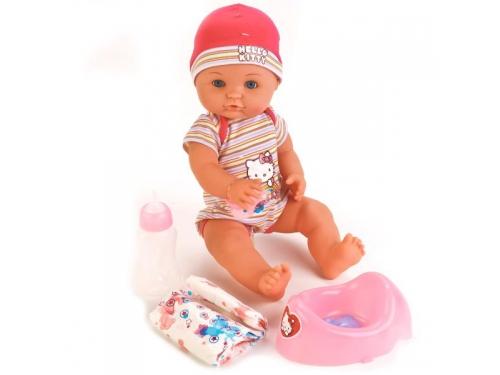 Кукла Пупс Карапуз, 40 см, Y210315-Hello Kitty, вид 1