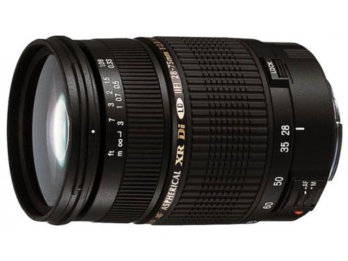 Объектив для фото Tamron SP AF28-75mm F/2.8 XR Di LD Aspherical (IF) Macro A09N, черный, вид 1