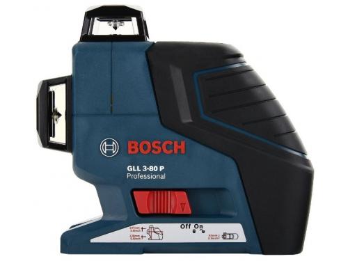 Нивелир Bosch GLL 3-80 P Professional + BT 150 Professional (0601063306) лазерный, вид 2