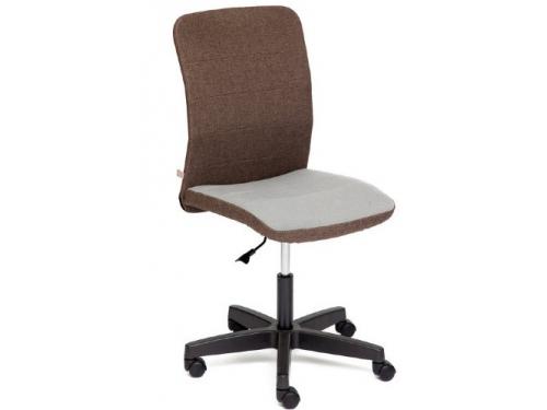 Компьютерное кресло TetChair BESTO зм7-147/с27, коричневый/серый, вид 1