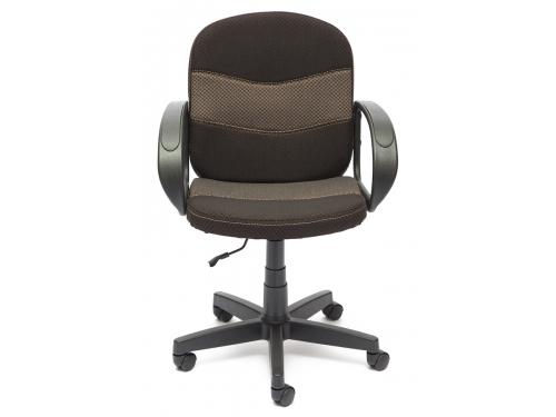 Кресло офисное TetChair BAGGI, коричнево-бежевый, вид 1