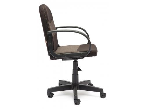 Кресло офисное TetChair BAGGI, коричнево-бежевый, вид 3