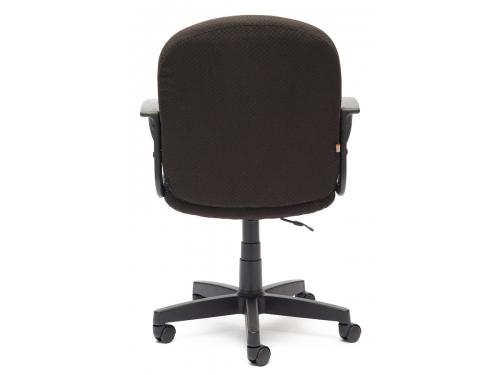 Кресло офисное TetChair BAGGI, коричнево-бежевый, вид 4