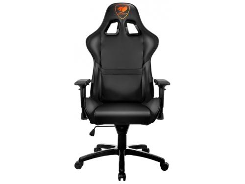 Игровое компьютерное кресло Cougar Armor, черное, вид 2