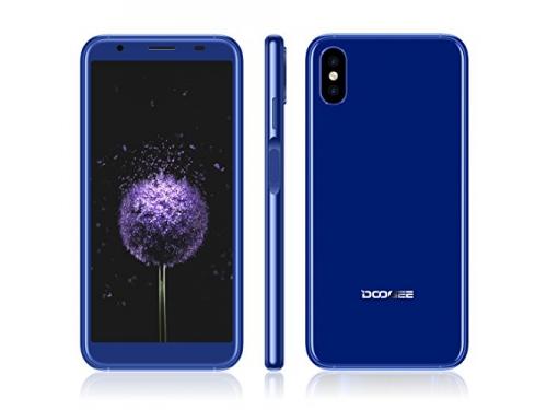 Смартфон Doogee X55 1/16Gb, синий, вид 1