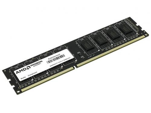 Модуль памяти AMD R3 Value Series Black R538G1601U2S-U DDR3 1600MHz 8192Mb, вид 1