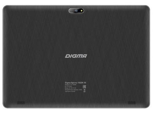 Планшет Digma Optima 1022N 3G 1/16Gb, черный, вид 2