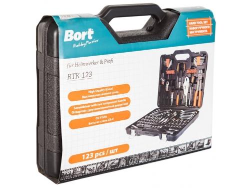 Набор инструментов Bort BTK-123 (123 шт), вид 4