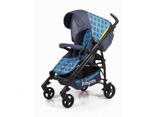 Коляска Baby Care GT4, светло-синяя 17, вид 1