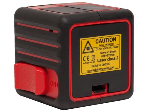 Нивелир ADA Cube Ultimate Edition, лазерный (а00344), вид 3