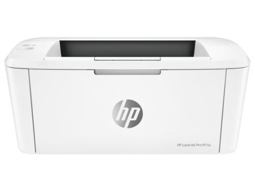 Принтер лазерный ч/б HP LaserJet Pro M15a (настольный), вид 1