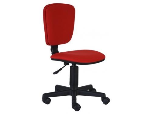 Компьютерное кресло Бюрократ CH-204NX/26-22 красное, вид 2
