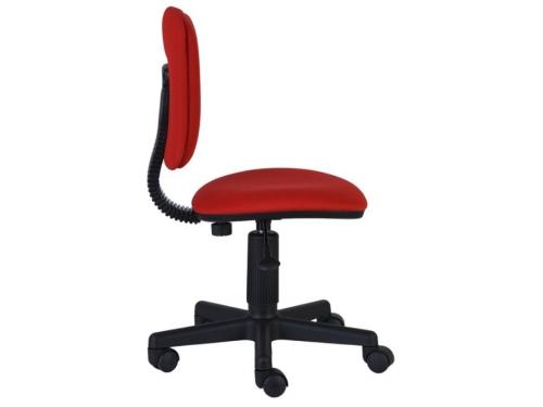 Компьютерное кресло Бюрократ CH-204NX/26-22 красное, вид 3