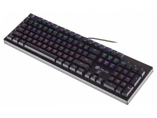 Клавиатура Oklick 940G черная, вид 2