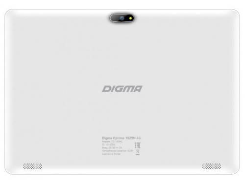 Планшет Digma Optima 1025N 4G 2/16Gb, белый, вид 2