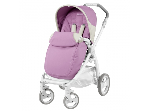 Коляска Peg-Perego Book Plus Pure (3 в 1) Glicine, вид 3