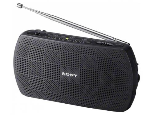 Радиоприемник Sony SRF-18B, черный, вид 1