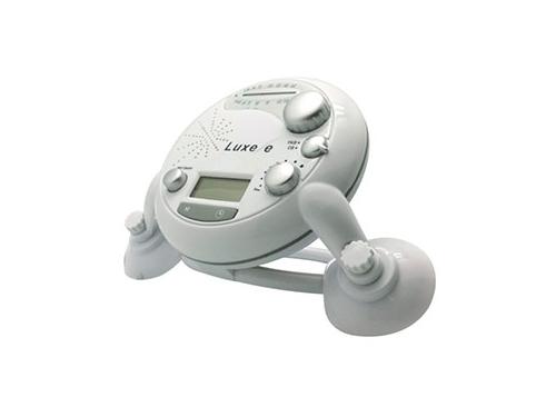 Радиоприемник Сигнал Luxele РП-116, белый, вид 1