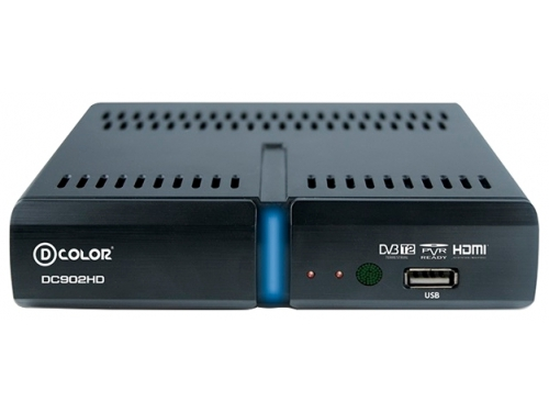 ������� D-Color DC902HD, ������, ��� 1