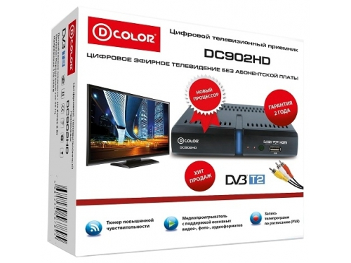 ������� D-Color DC902HD, ������, ��� 2