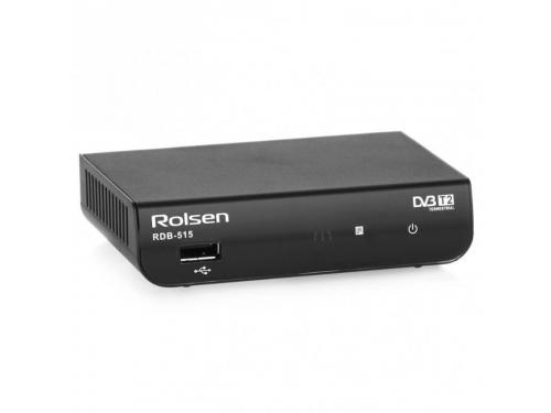 Ресивер Rolsen RDB-515 (DVB-T2), вид 1