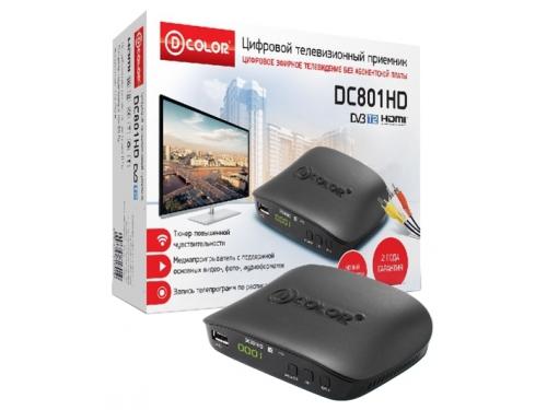 ������� D-Color DC801HD, ������, ��� 2