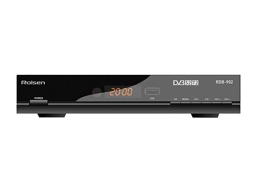 ������� Rolsen RDB-902 (DVB-S2 + DVB-T2), ��� 2