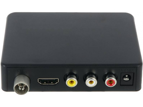 Ресивер BBK SMP131HDT2, темно-серый, вид 2