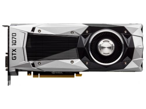 ���������� GeForce EVGA PCI-E NV GTX 1070, ��� 1