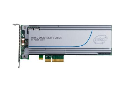 Жесткий диск Intel SSDPEDMX012T401 (SSD, 1200Gb, PCI-E 3.0 x4, MLC, для сервера), вид 1