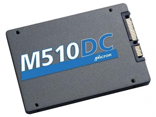 Жесткий диск Micron MTFDDAK960MBP-1AN1ZABYY (SSD, 960 Gb, SATA3, 2.5'', для сервера), вид 1